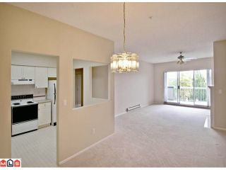 "Photo 2: 218 13911 70TH Avenue in Surrey: East Newton Condo for sale in ""CANTERBURY GREEN"" : MLS®# F1018372"