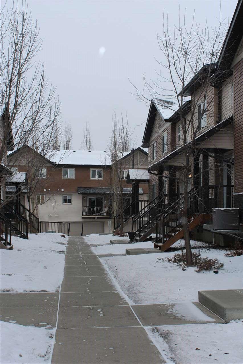 Main Photo: 40 12004 22 Avenue in Edmonton: Zone 55 Townhouse for sale : MLS®# E4226334
