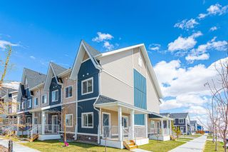 Main Photo: 268 Red Embers Way NE in Calgary: Redstone Row/Townhouse for sale : MLS®# A1111136