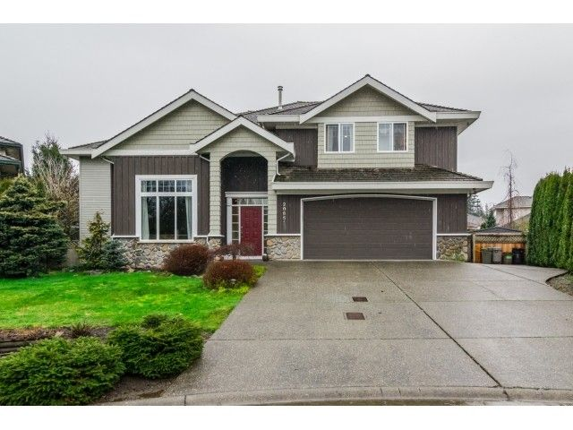 """Main Photo: 20651 96A Avenue in Langley: Walnut Grove House for sale in """"DERBY HILLS"""" : MLS®# F1432377"""