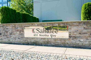 "Photo 2: 2609 651 NOOTKA Way in Port Moody: Port Moody Centre Condo for sale in ""Sahalee"" : MLS®# R2543694"