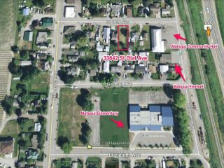 "Photo 1: 33642 ST OLAF Avenue in Abbotsford: Matsqui Land for sale in ""Matsqui Village"" : MLS®# F1410538"