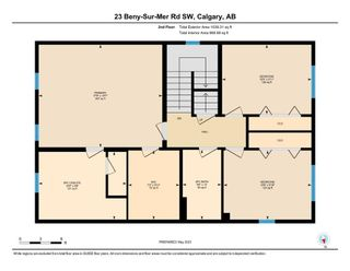 Photo 46: 23 BENY-SUR-MER Road SW in Calgary: Currie Barracks Detached for sale : MLS®# A1108141