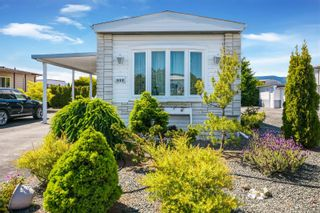 Photo 1: 117 6325 Metral Dr in : Na Pleasant Valley Manufactured Home for sale (Nanaimo)  : MLS®# 878388