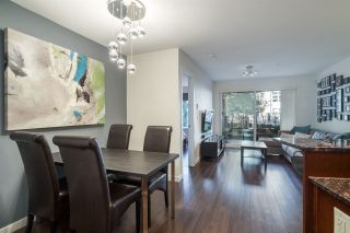 """Photo 5: 109 1969 WESTMINSTER Avenue in Port Coquitlam: Glenwood PQ Condo for sale in """"THE SAPPHIRE"""" : MLS®# R2116941"""