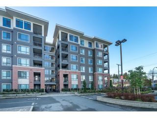 "Photo 2: 608 33530 MAYFAIR Avenue in Abbotsford: Central Abbotsford Condo for sale in ""The Residences at Gateway"" : MLS®# R2526706"