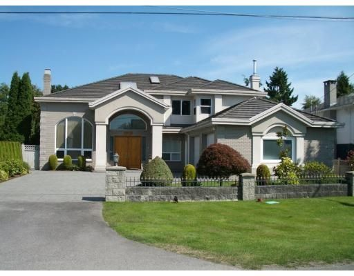 Main Photo: 8620 CANTLEY RD in Richmond: 32 Lackner House for sale : MLS®# V607563