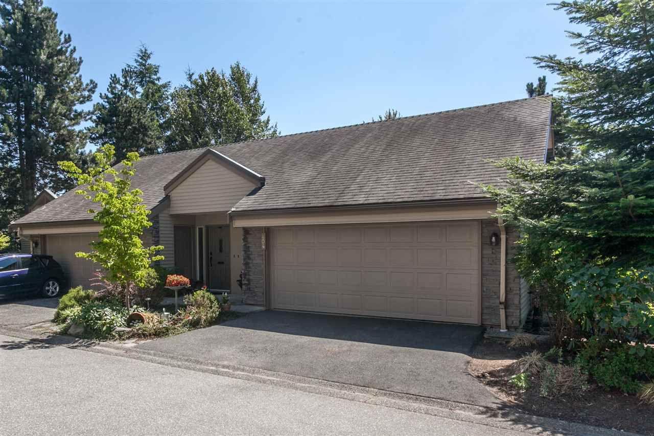 "Main Photo: 404 1215 LANSDOWNE Drive in Coquitlam: Upper Eagle Ridge Townhouse for sale in ""SUNRIDGE ESTATES"" : MLS®# R2193144"