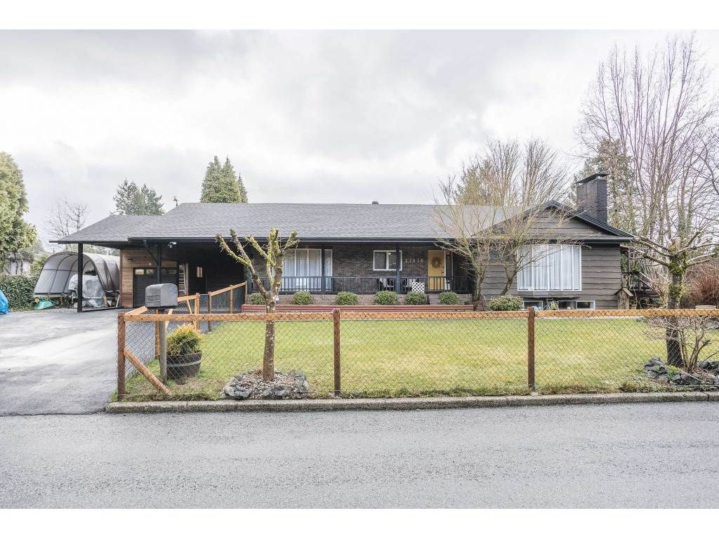 Main Photo: 21416 117 Avenue in Maple Ridge: West Central House for sale : MLS®# R2555266