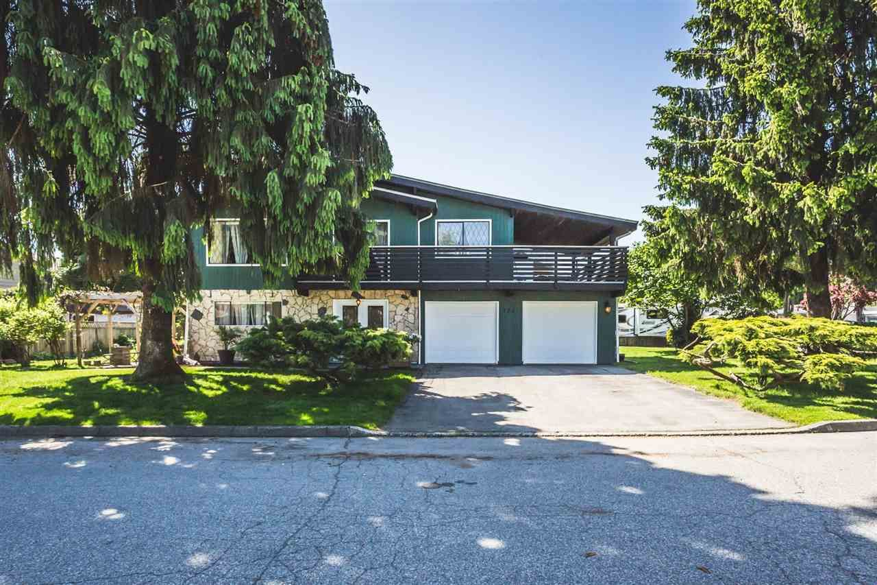 Main Photo: 2821 ST. CATHERINE Street in Port Coquitlam: Glenwood PQ House for sale : MLS®# R2170295
