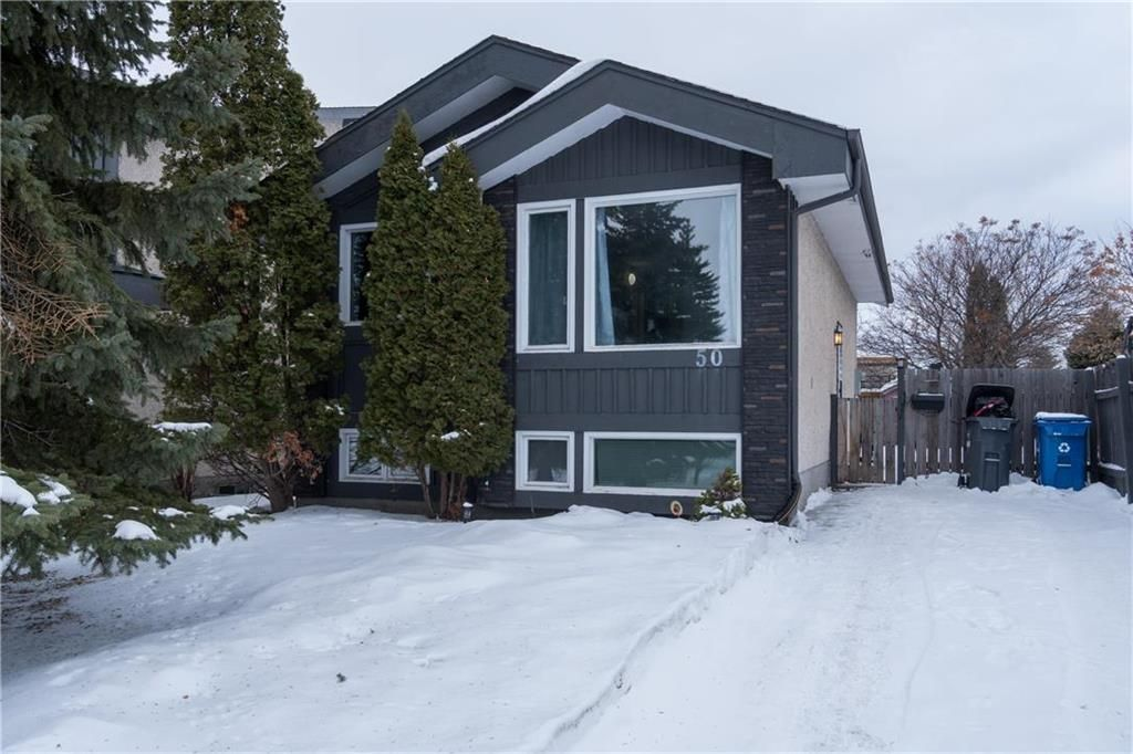 Main Photo: 50 Brookshire Street in Winnipeg: Lakeside Meadows Residential for sale (3K)  : MLS®# 202101352
