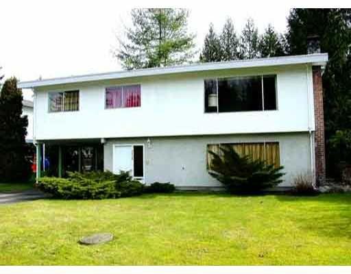 Main Photo: 3436 WELLINGTON ST in Port_Coquitlam: Glenwood PQ House for sale (Port Coquitlam)  : MLS®# V280953