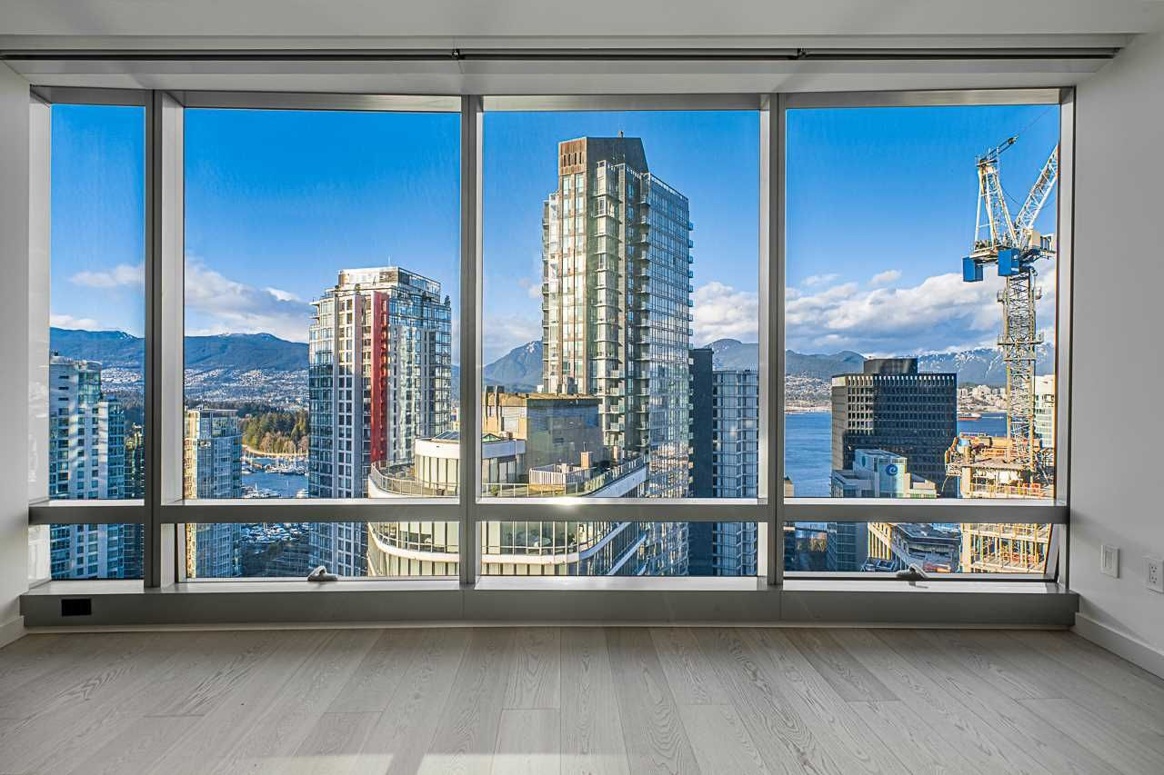 """Main Photo: 2906 1151 W GEORGIA Street in Vancouver: Coal Harbour Condo for sale in """"Trump International Hotel and Tower Vancouver"""" (Vancouver West)  : MLS®# R2543391"""