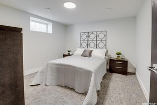 Photo 36: 123 Gathercole Crescent in Saskatoon: Silverwood Heights Residential for sale : MLS®# SK864468