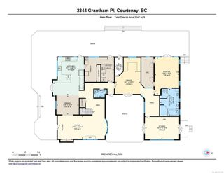 Photo 6: 2344 Grantham Pl in : CV Courtenay North House for sale (Comox Valley)  : MLS®# 852338