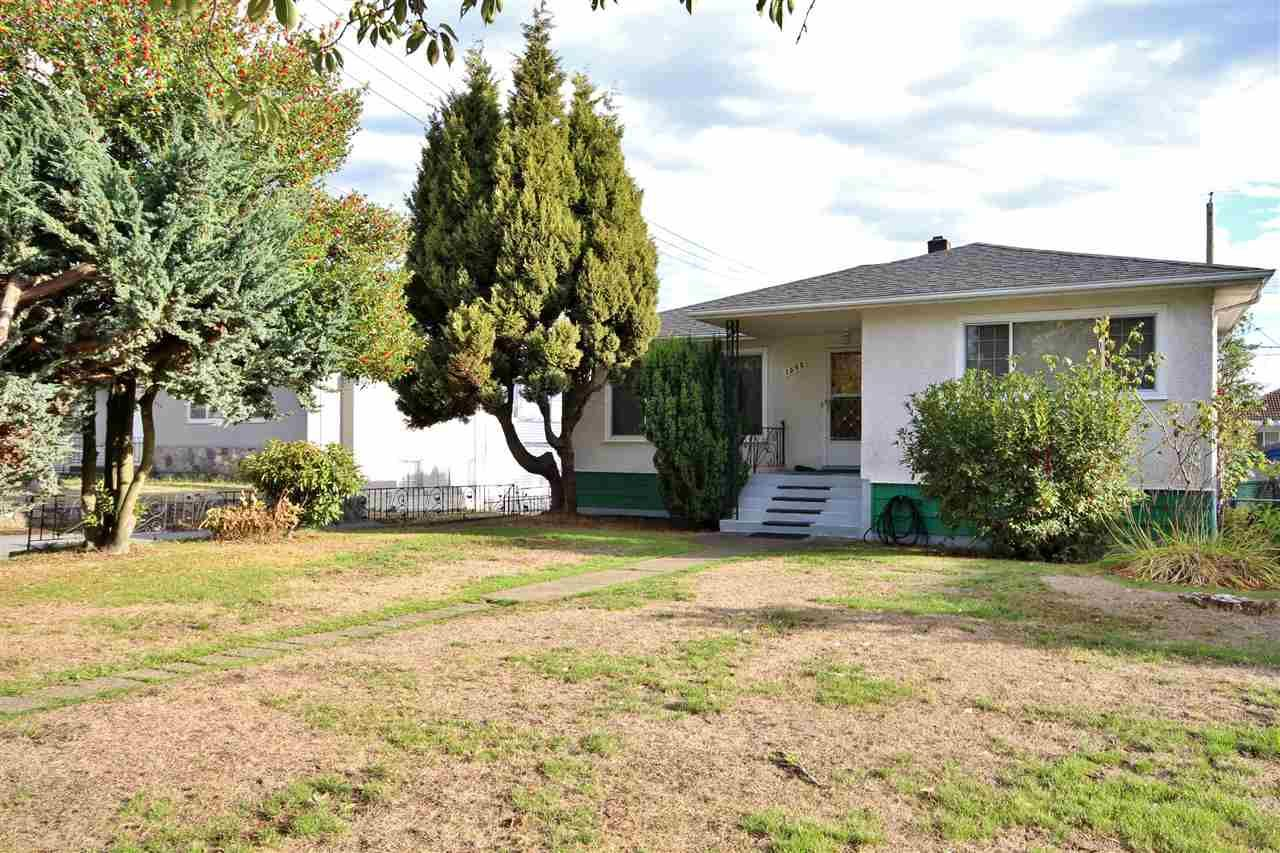Main Photo: 1592 E 58TH Avenue in Vancouver: Fraserview VE House for sale (Vancouver East)  : MLS®# V1142641