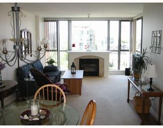 """Photo 2: 903 1575 W 10TH Avenue in Vancouver: Fairview VW Condo for sale in """"THE TRITON"""" (Vancouver West)  : MLS®# V647420"""