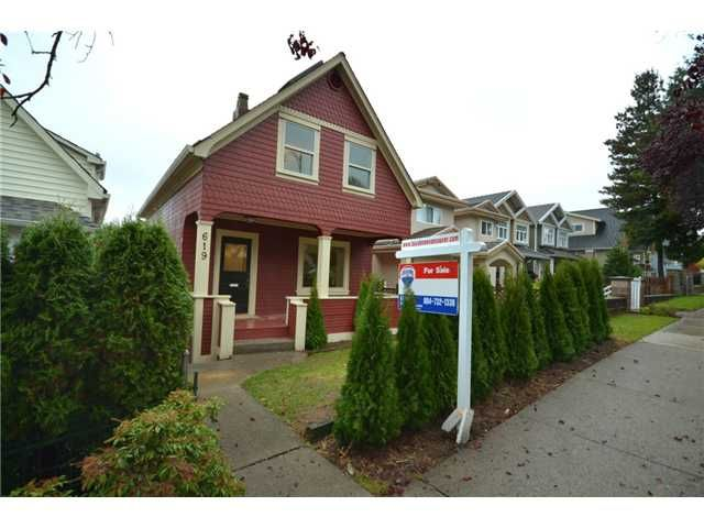 FEATURED LISTING: 619 30TH Avenue East Vancouver