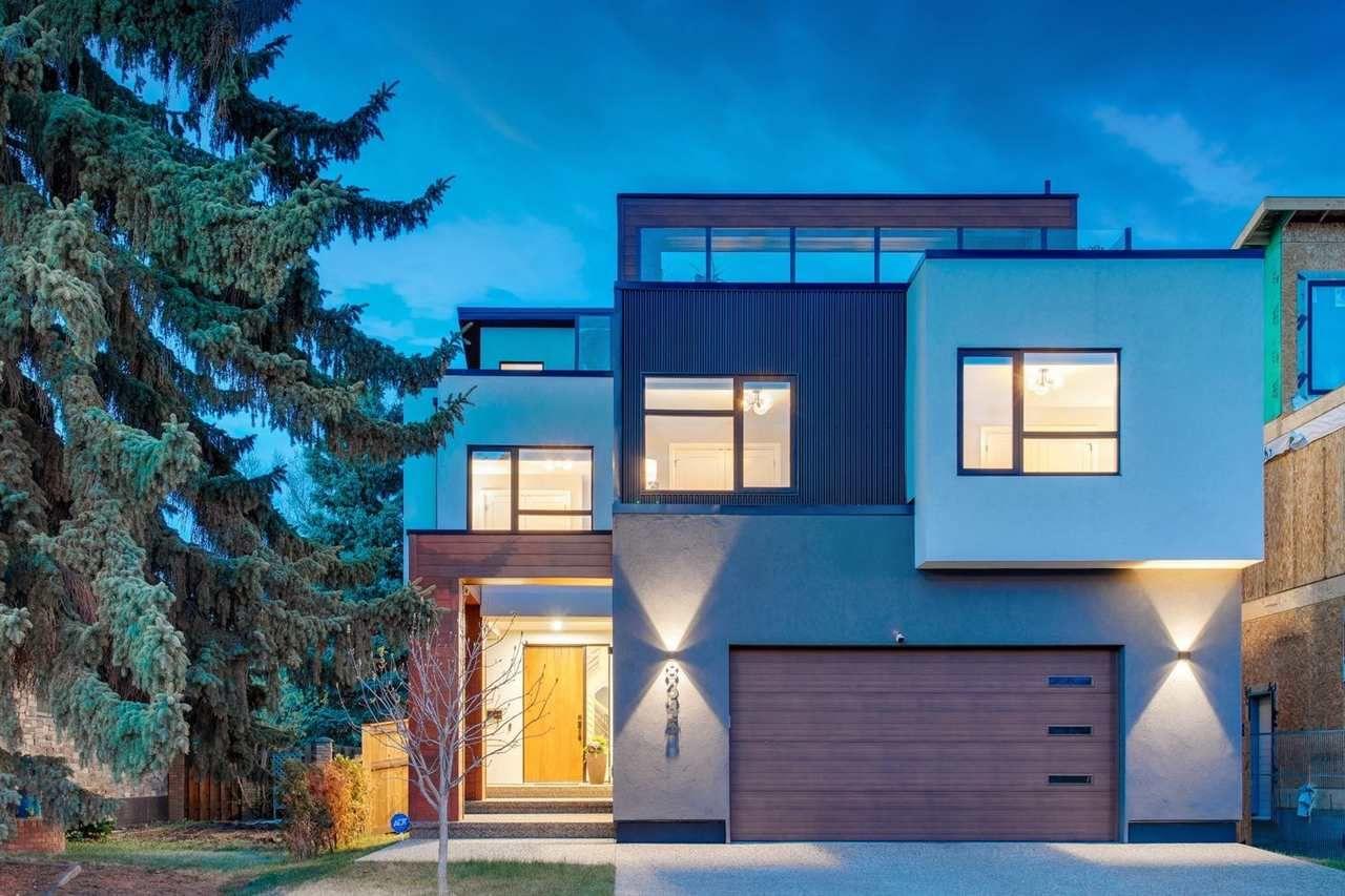 Main Photo: 8345 SASKATCHEWAN Drive in Edmonton: Zone 15 House for sale : MLS®# E4244992