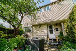 Photo 2: 106 3449 E 49TH Avenue in Vancouver: Killarney VE Townhouse for sale (Vancouver East)  : MLS®# R2582659