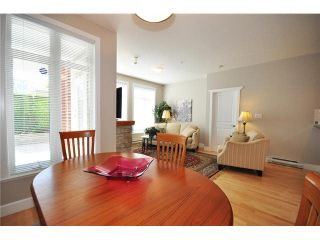 """Photo 5: 136 4280 MONCTON Street in Richmond: Steveston South Condo for sale in """"THE VILLAGE AT IMPERIAL LANDING"""" : MLS®# V1067463"""