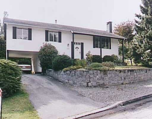 Main Photo: 1446 MORRISON ST in Port_Coquitlam: Mary Hill House for sale (Port Coquitlam)  : MLS®# V367409