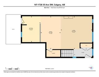 Photo 34: 107 1728 35 Avenue SW in Calgary: Altadore Row/Townhouse for sale : MLS®# A1130612