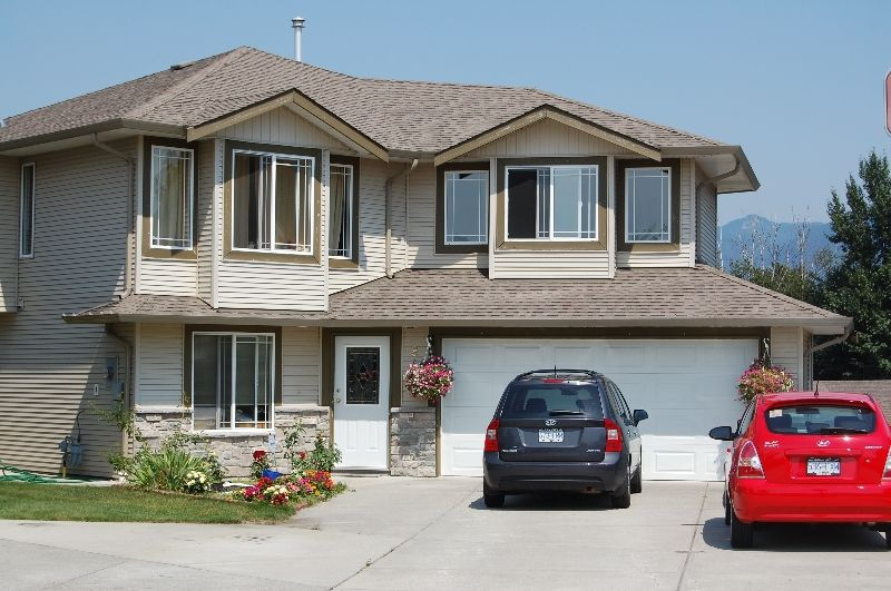 Main Photo: 8478 Doerksen Drive in Mission: Condo for sale