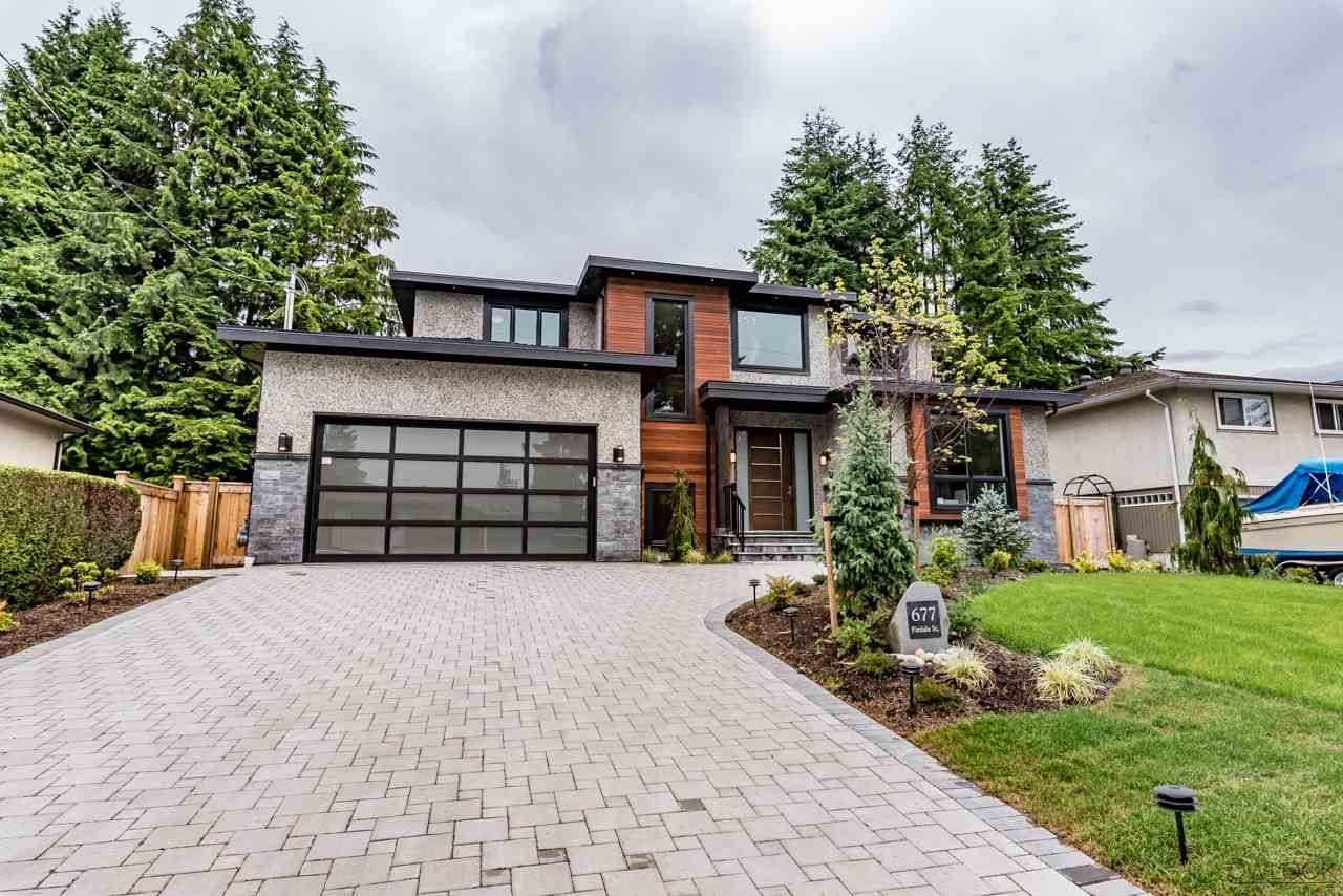 Main Photo: 677 FIRDALE Street in Coquitlam: Central Coquitlam House for sale : MLS®# R2209570