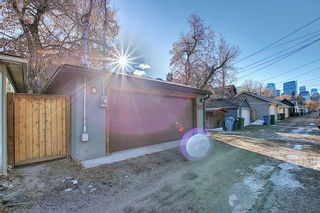 Photo 44: 931 4A Street NW in Calgary: Sunnyside Detached for sale : MLS®# A1120512