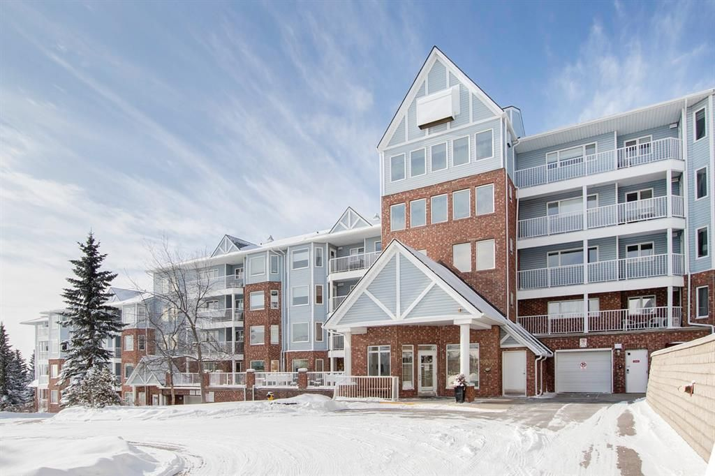 Welcome to Dreamview Village Condos in beautiful Hawkwood