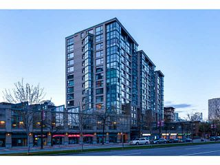 """Photo 1: 1502 1177 PACIFIC Boulevard in Vancouver: Yaletown Condo for sale in """"PACIFIC PLAZA"""" (Vancouver West)  : MLS®# V1122980"""
