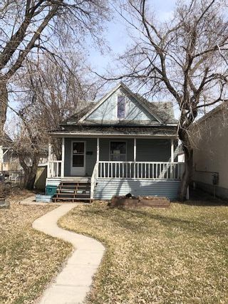 Photo 1: 301 Johnson Avenue West in Winnipeg: Elmwood Residential for sale (3A)  : MLS®# 202108096