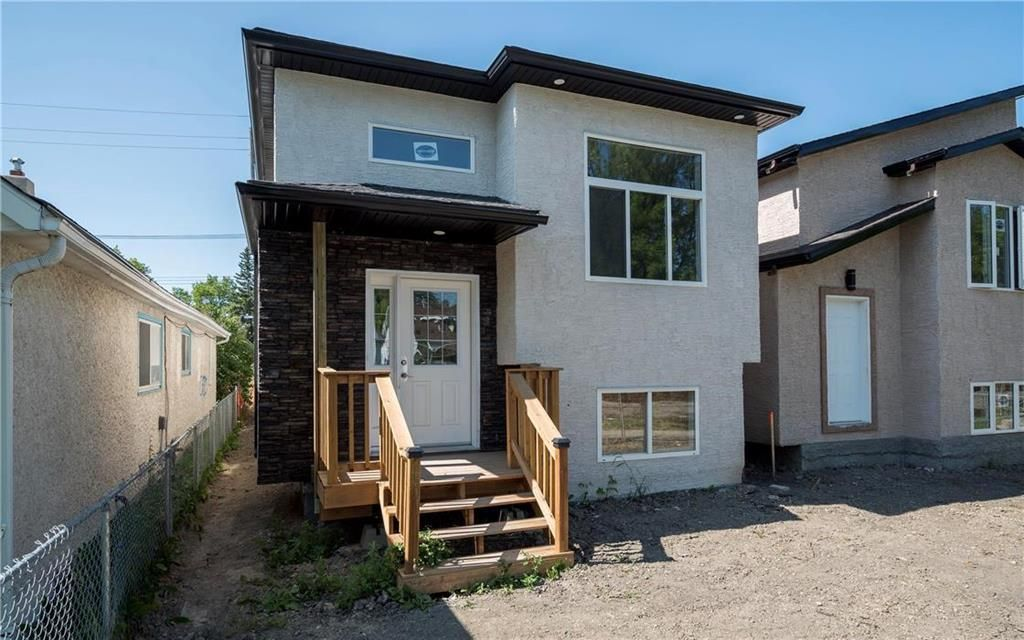 Main Photo: 628 Redwood Avenue in Winnipeg: Residential for sale (4A)  : MLS®# 1920297
