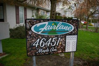 "Photo 2: 107 46451 MAPLE Avenue in Chilliwack: Chilliwack E Young-Yale Townhouse for sale in ""Fairlane"" : MLS®# R2255667"