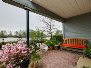 """Photo 2: 108 1880 E KENT AVENUE SOUTH in Vancouver: Fraserview VE Condo for sale in """"PILOT HOUSE AT TUGBOAT LANDING"""" (Vancouver East)  : MLS®# R2057021"""