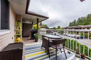 "Photo 26: 207 1750 MCKENZIE Road in Abbotsford: Poplar Townhouse for sale in ""ALDERGLEN"" : MLS®# R2489259"