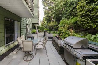 "Photo 18: 114 1844 W 7TH Avenue in Vancouver: Kitsilano Condo for sale in ""CRESTVIEW"" (Vancouver West)  : MLS®# R2061882"
