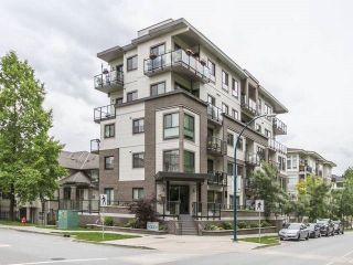 "Photo 1: 501 2362 WHYTE Avenue in Port Coquitlam: Central Pt Coquitlam Condo for sale in ""AQUILA"" : MLS®# R2179817"