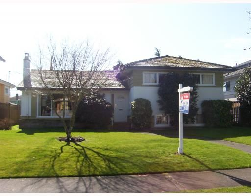 Main Photo: 2442 MCBAIN Avenue in Vancouver: Quilchena House for sale (Vancouver West)  : MLS®# V759173