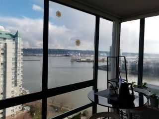"Photo 2: 1602 8 LAGUNA Court in New Westminster: Quay Condo for sale in ""THE EXCELSOR"" : MLS®# R2546874"