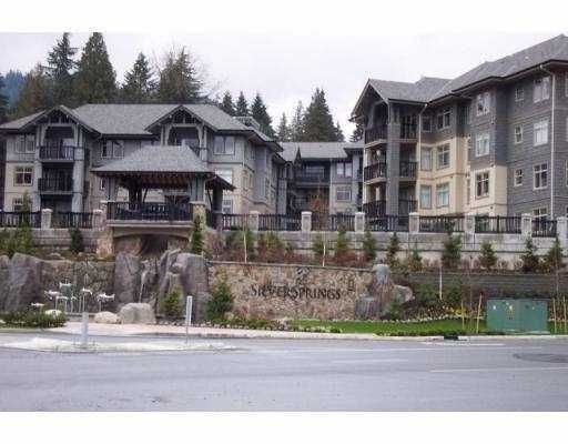 "Main Photo: 2988 SILVER SPRINGS Blvd in Coquitlam: Westwood Plateau Condo for sale in ""TRILLIUM"" : MLS®# V613145"