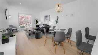 """Photo 5: 19 704 W 7TH Avenue in Vancouver: Fairview VW Condo for sale in """"Heather Park"""" (Vancouver West)  : MLS®# R2568826"""