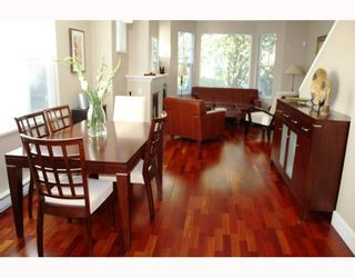"""Photo 5: 852 W 15TH Avenue in Vancouver: Fairview VW Townhouse for sale in """"REDBRICKS"""" (Vancouver West)  : MLS®# V790178"""