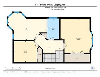 Photo 40: 5471 Patina Drive SW in Calgary: Patterson Row/Townhouse for sale : MLS®# A1126080