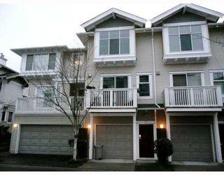 Photo 1: 59 6588 BARNARD Drive in Richmond: Terra Nova Townhouse for sale : MLS®# V689062