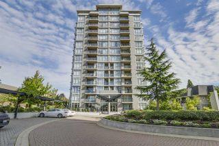 Photo 1: 805 575 DELESTRE Avenue in Coquitlam: Coquitlam West Condo for sale : MLS®# R2107640