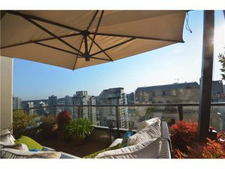 Photo 1: 2401 969 RICHARDS Street in Vancouver: Downtown VW Condo for sale (Vancouver West)  : MLS®# V992058