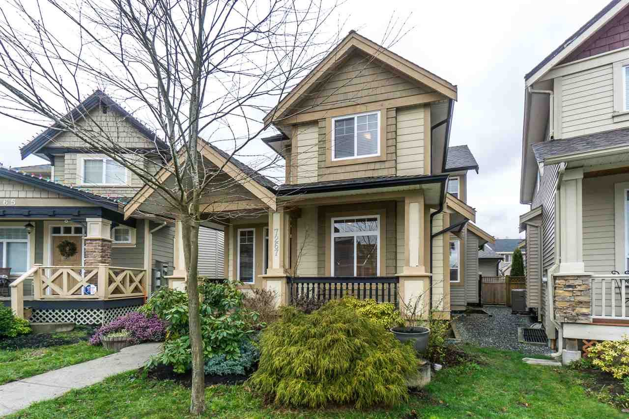 Main Photo: 7267 199A STREET in : Willoughby Heights House for sale : MLS®# R2237152