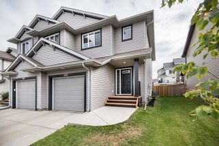 Main Photo: 1658 RUTHERFORD Road in Edmonton: Zone 55 House Half Duplex for sale : MLS®# E4263625